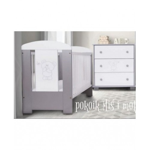 Set Mobilier Silver Bear 2 piese